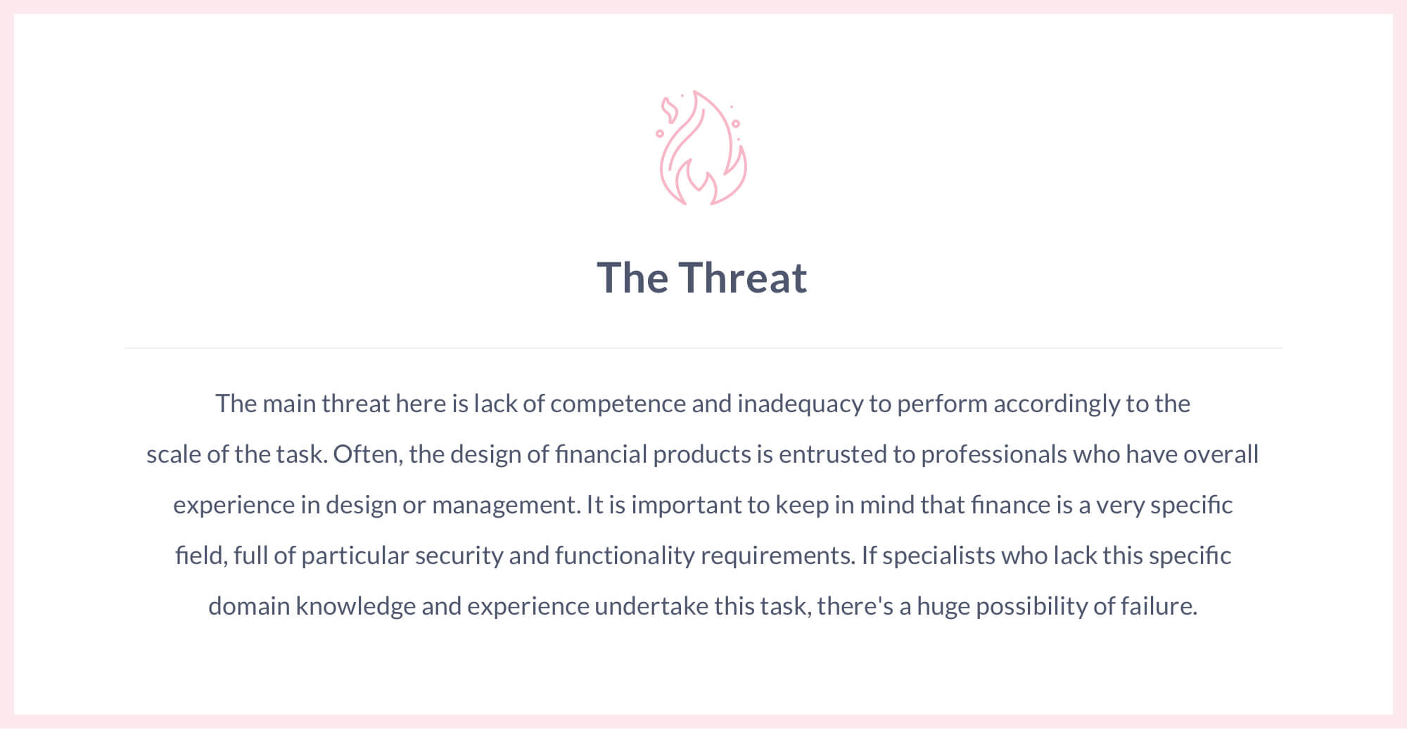 financial-product-design-pyramid-team-threat