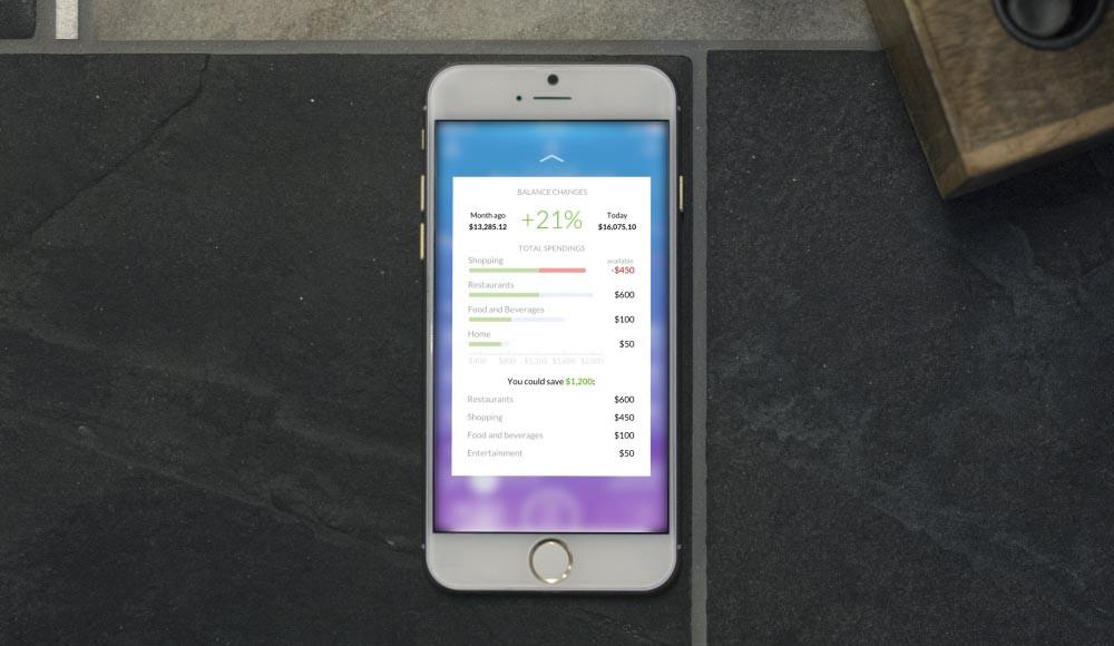 challenger-bank-uxda-design-spendings-insights