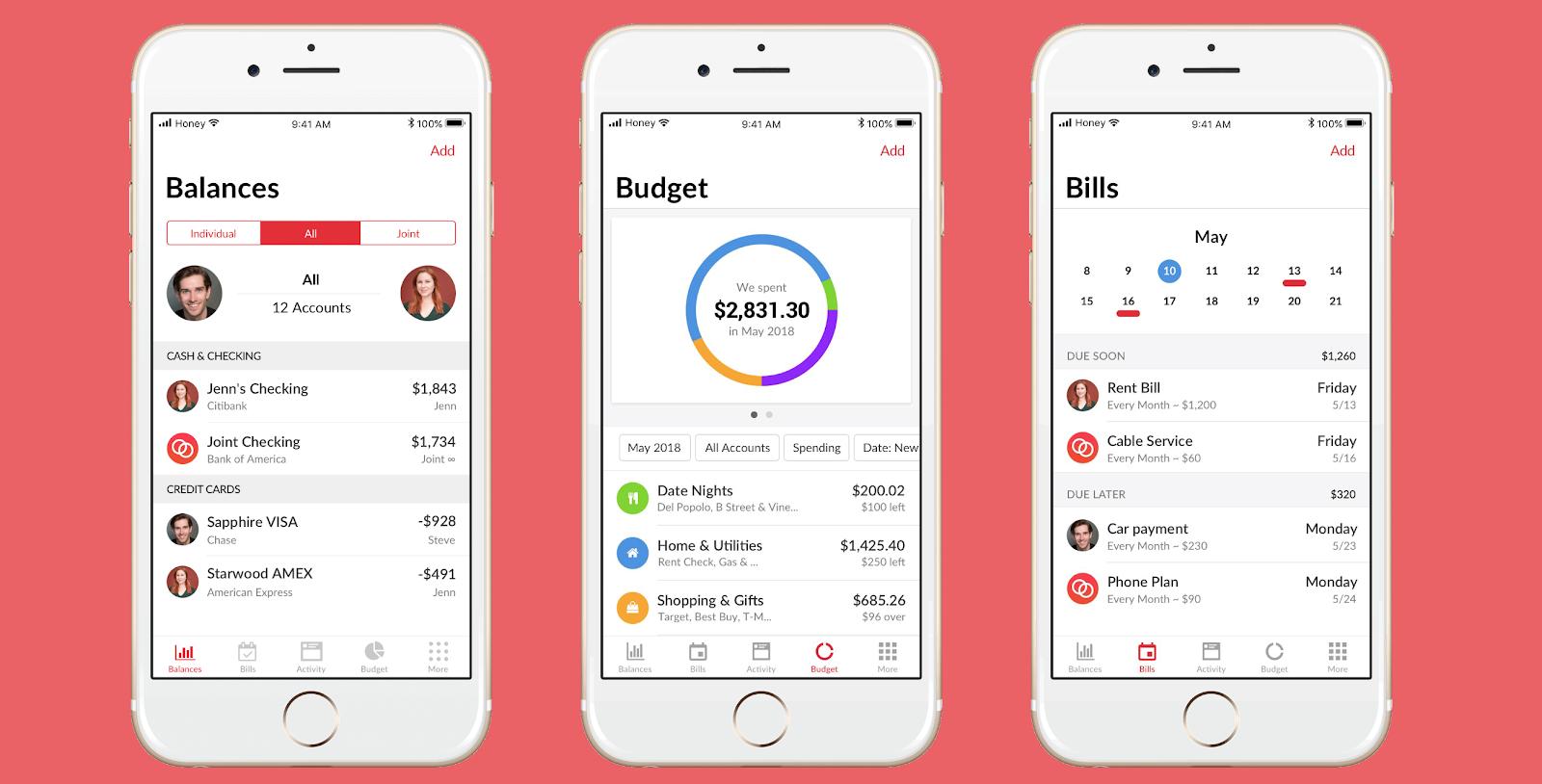 personal-budgeting-app-management-ux-design