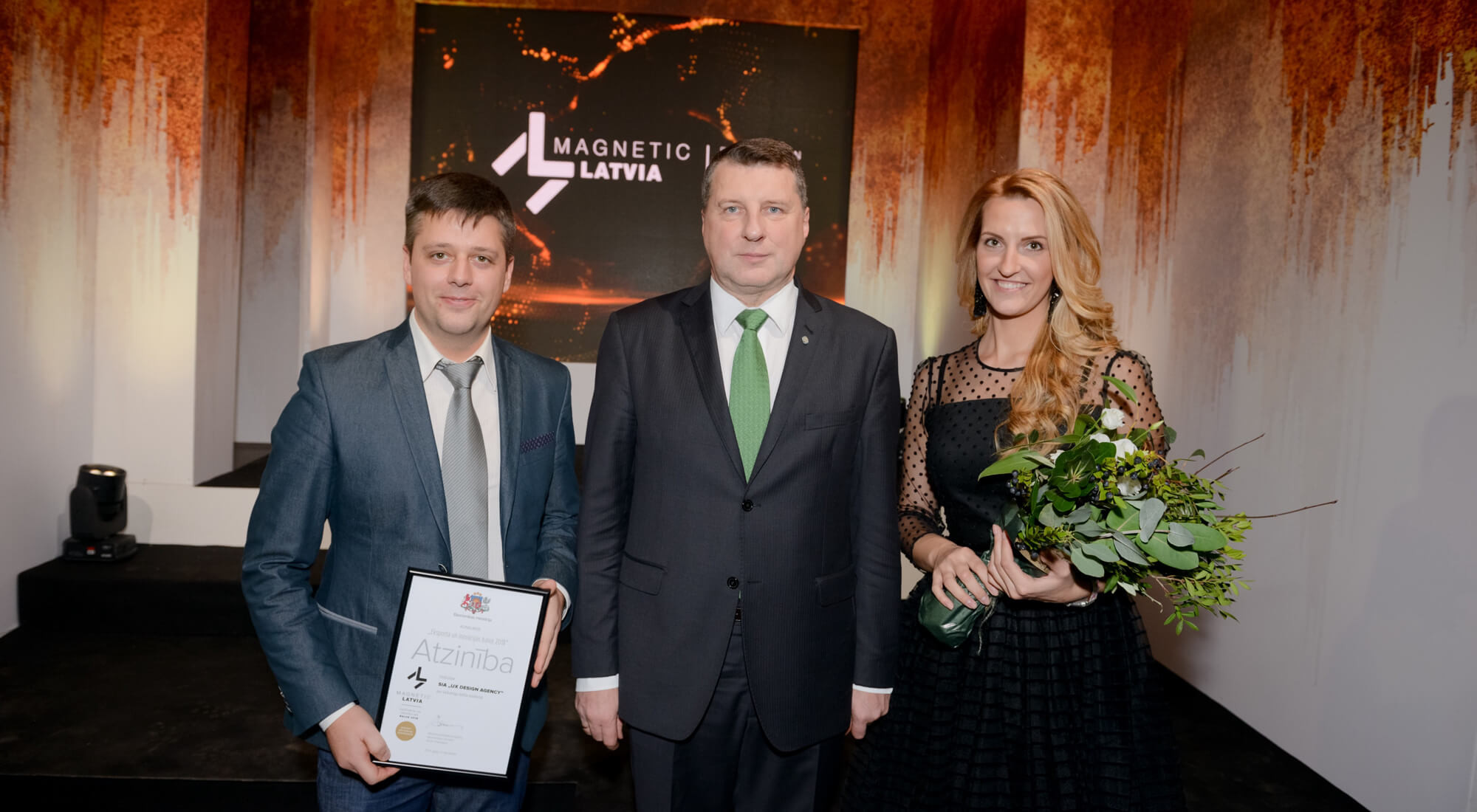 """UXDA One of the Leading Companies at the """"Export and Innovation Awards 2018"""""""